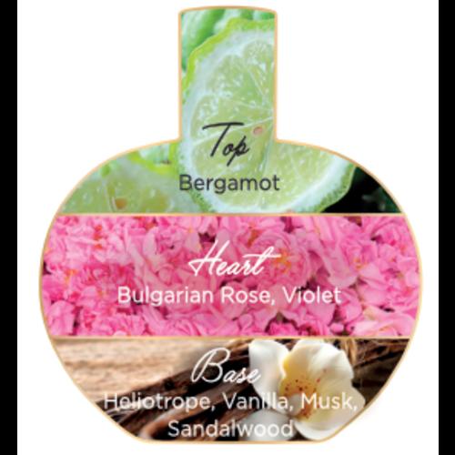 Aimee de Mars Natural Perfume - Belle Rose