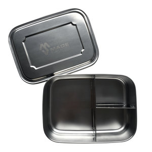 Made Sustained RVS Lunchbox Large Trio