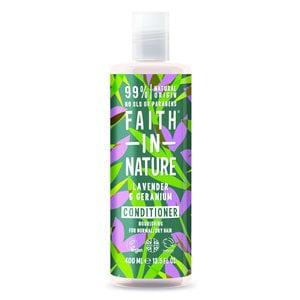 Faith In Nature Conditioner Lavender / Geranium (400ml)