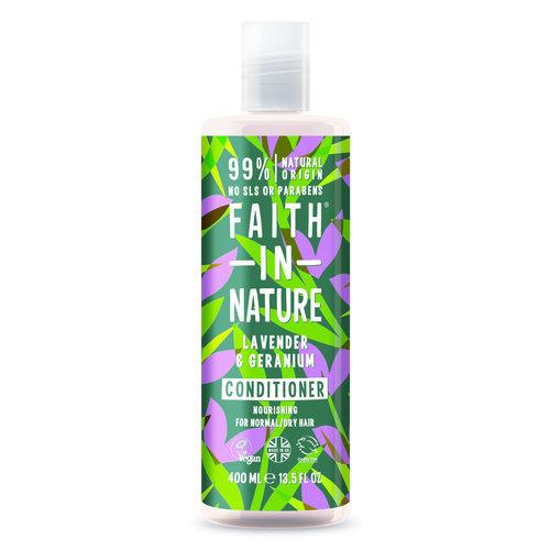 Faith In Nature Conditioner Lavender/Geranium (400ml)