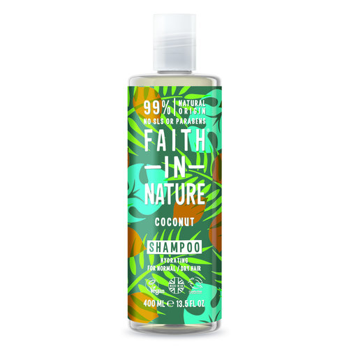 Faith In Nature Shampoo Coconut (400ml)