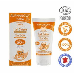 Alphanova Sun Bio Zonnebrandmelk Baby SPF50+