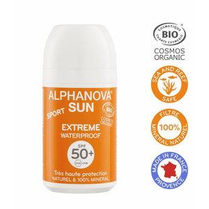 Alphanova Sun Bio Zonnebrandcreme Sport - SPF50