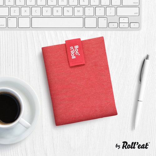 Roll'Eat Boc'n'Roll Foodwrap - Nature Red