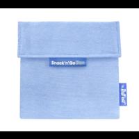 Snack'n'Go Reusable Sandwich Bag - Eco Blue