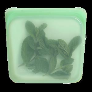 Stasher Reusable Silicone Bag Medium - Mint