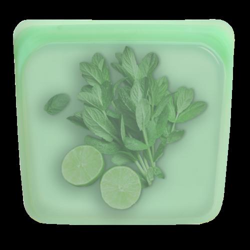 Stasher Herbruikbare Vershoudzak  Medium - Mint