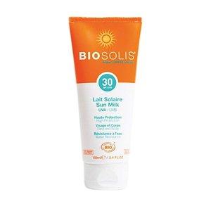 Biosolis Sun Milk Face & Body SPF30