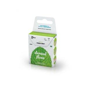 Humble Brush Vegan Dental Floss (Plasticvrij) - Mint