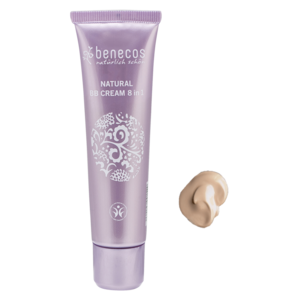 Benecos Natural BB Cream 8 in 1 - Porcelain