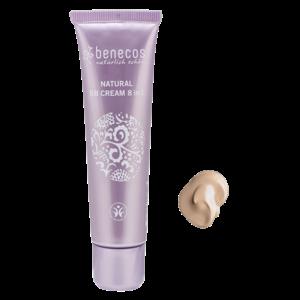 Benecos Natuurlijke BB Cream 8 in 1 - Porcelain