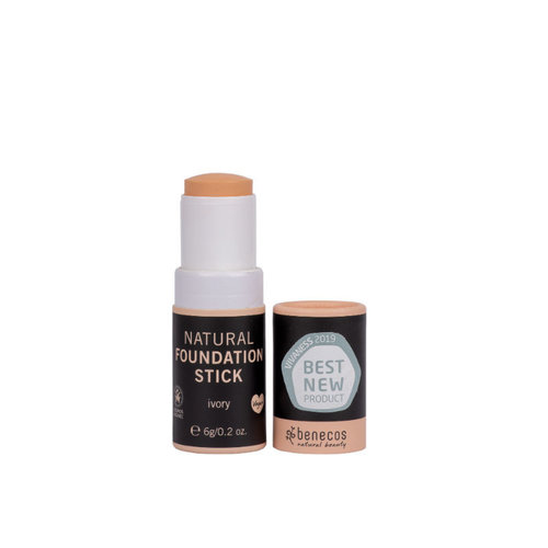Benecos Natural Foundation Stick - Ivory