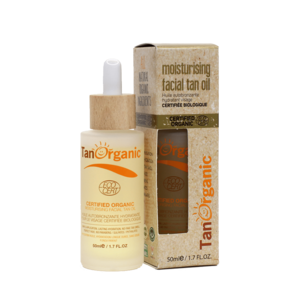TanOrganic Moisturising Facial Tan Oil