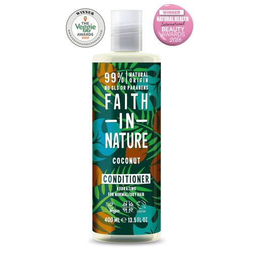 Faith In Nature Conditioner Coconut (400ml)