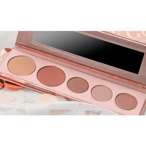 100% Pure Fruit Pigmented® Rose Gold Palette
