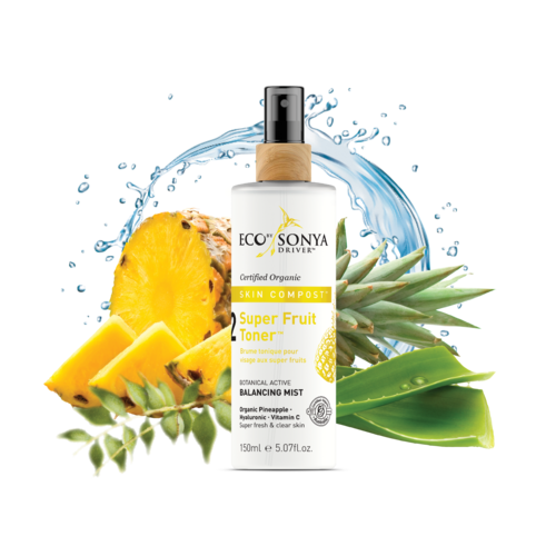 Eco By Sonya Super Fruit Vitamin Mist Toner