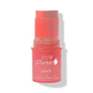 100% Pure Fruit Pigmented® Lip & Cheek Tint - Peach