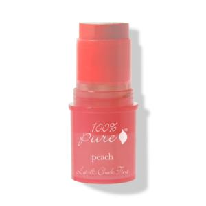 100% Pure Pigmented® Fruit Lip & Cheek Tint - Peach