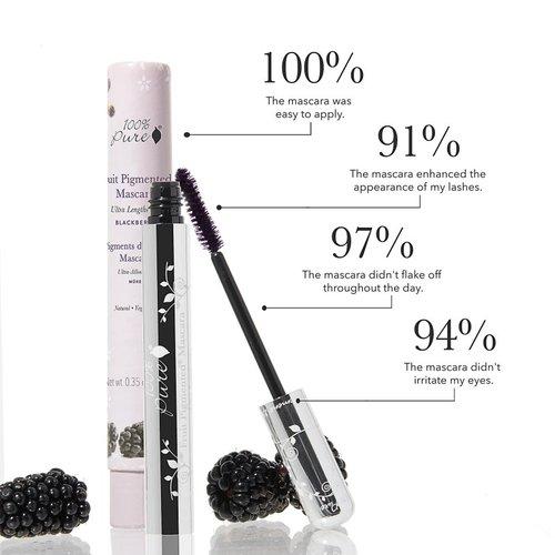 100% Pure Fruit Pigmented® Ultra Lengthening Mascara