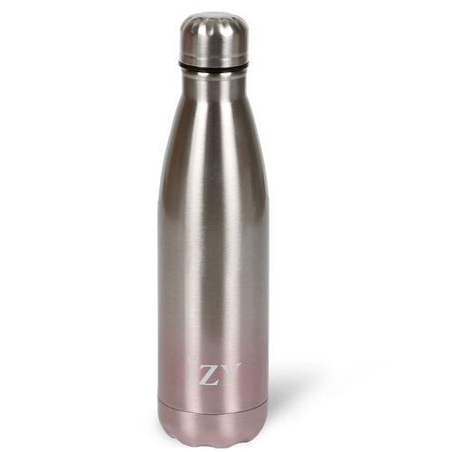 IZY Stainless Steel Thermos (500ml) - Gradient Rose