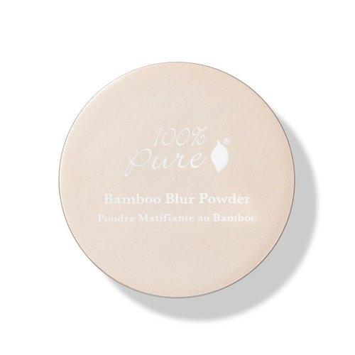 100% Pure Bamboo Blur Powder - Translucent