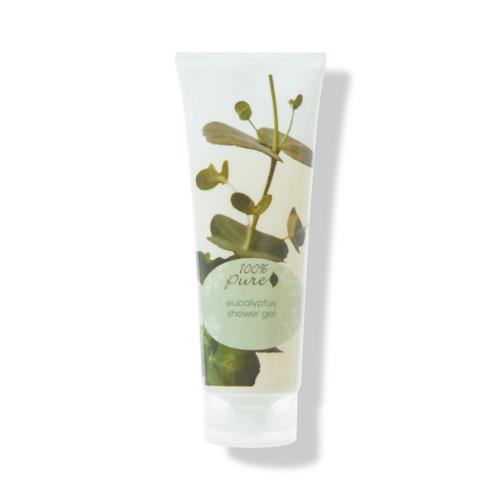 100% Pure Shower Gel - Eucalyptus