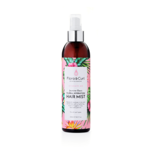 Flora & Curl Jasmine Oasis Hydrating Hair Mist