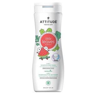 Attitude Little Leaves 2-in-1 Shampoo - Watermelon Coco