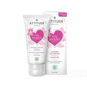 Attitude Baby Leaves Toothpaste