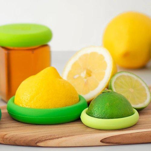 Food Huggers Citrus Savers Food Huggers - 2 Stuks