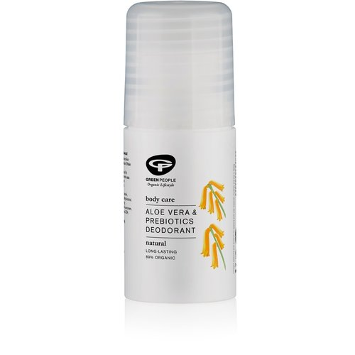 Green People Aloe Vera & Prebiotics Deodorant (75ml)