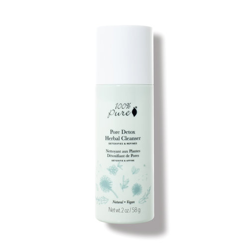 100% Pure Pore Detox Herbal Cleanser
