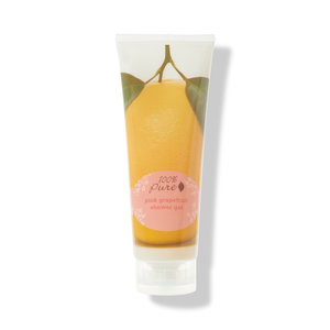 100% Pure Shower Gel - Pink Grapefruit