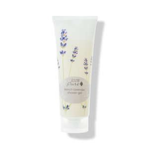 100% Pure Shower Gel - French Lavender