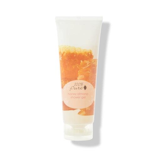 100% Pure Shower Gel - Honey Almond