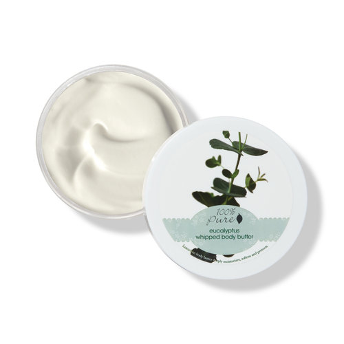100% Pure Whipped Body Butter - Eucalyptus