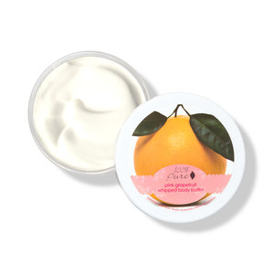 100% Pure Whipped Body Butter - Pink Grapefruit