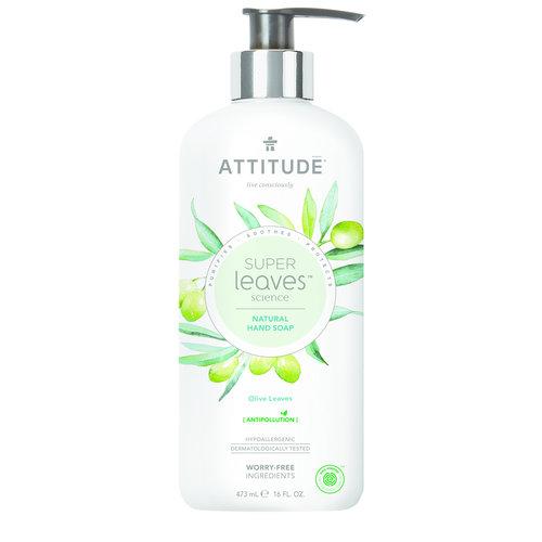 Attitude Natuurlijke Handzeep - Olive Leaves