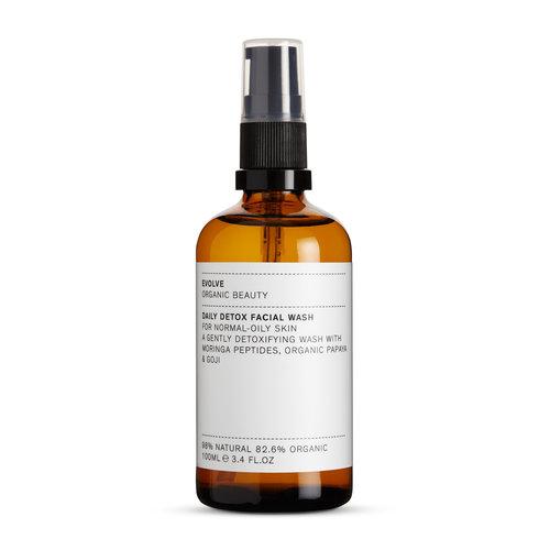 Evolve Beauty Daily Detox Facial Wash