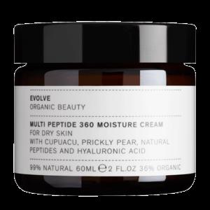 Evolve Beauty Multi-Peptide 360 Moisture Cream