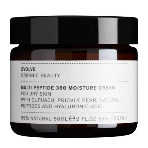 Evolve Beauty Multi-Peptide 360 Moisture Cream (60ml)