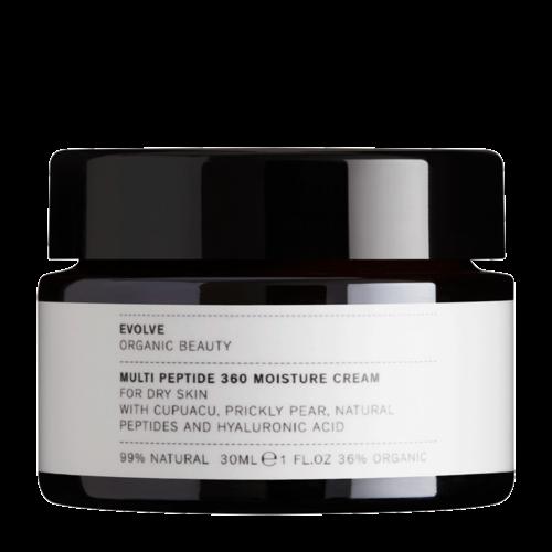 Evolve Beauty Multi-Peptide 360 Moisture Cream (30ml) - Travel Size