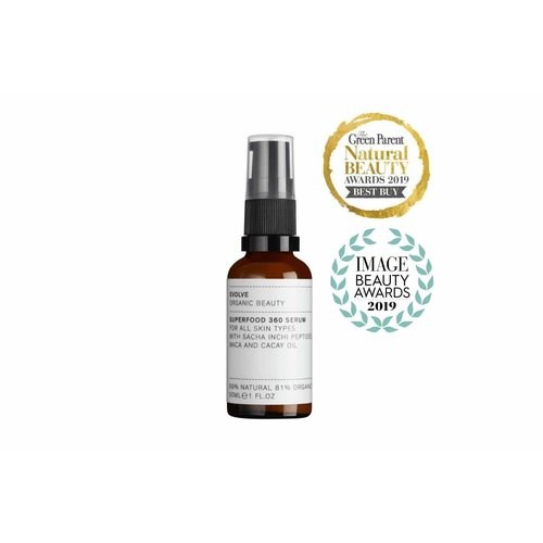Evolve Beauty Superfood 360 Serum