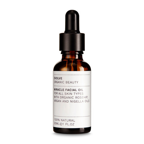 Evolve Beauty Miracle Facial Oil (30ml)
