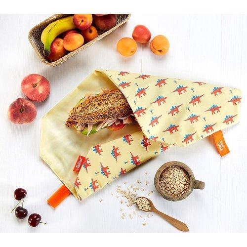 Roll'Eat Boc'n'Roll Foodwrap - Dino