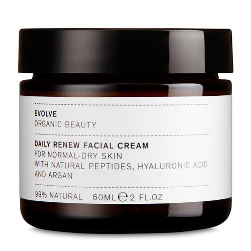 Evolve Beauty Daily Renew Facial Cream (60ml)