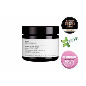 Evolve Beauty Radiant Glow Mask