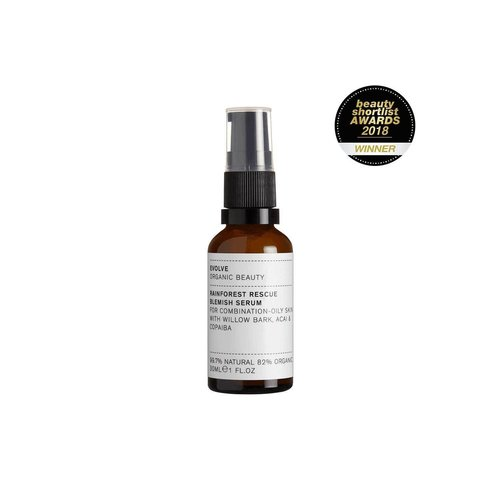 Evolve Beauty Rainforest Rescue Blemish Serum
