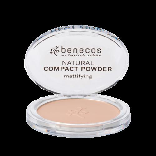 Benecos Compact Poeder - Sand