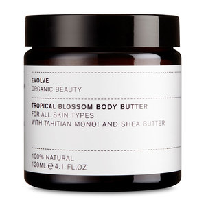 Evolve Beauty Tropical Blossom Body Butter